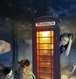 The Lion, the Witch, and the Telephone