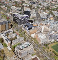 The Royal Melbourne Hospital: Embarking on a Digital Journey With an ECM System